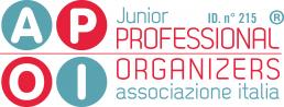 Scritta APOI: professional organizers associazione italia